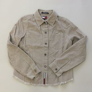 Tommy Jeans stretch corduroy jacket